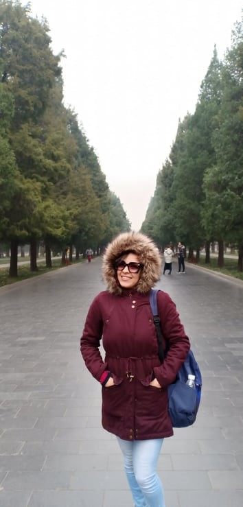 At Temple of Heaven_2