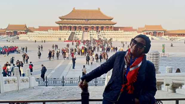At the Forbidden City_3