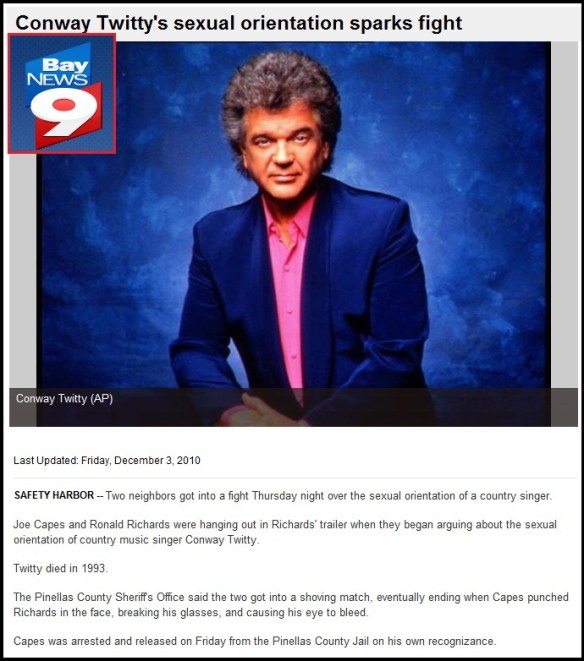 conway twitty in the