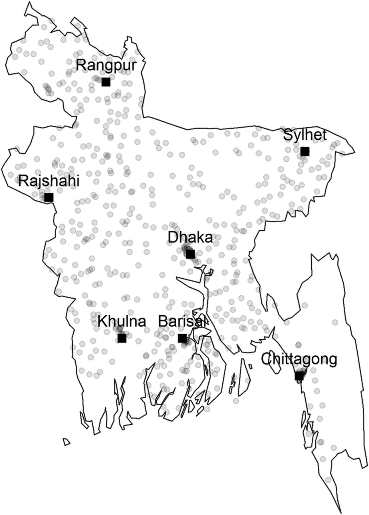 Determinants of childhood morbidity in Bangladesh