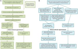 Qualitative investigation of patients' experience of a