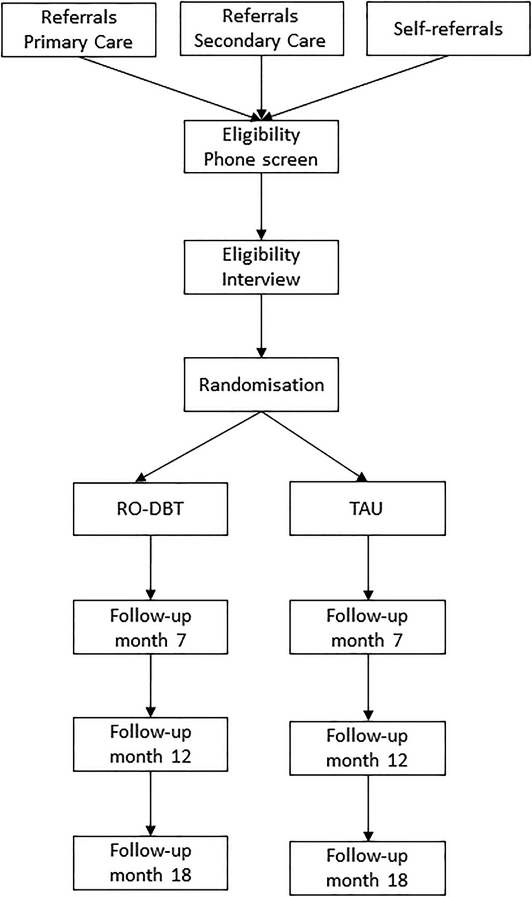 Refractory Depression Mechanisms And Evaluation Of