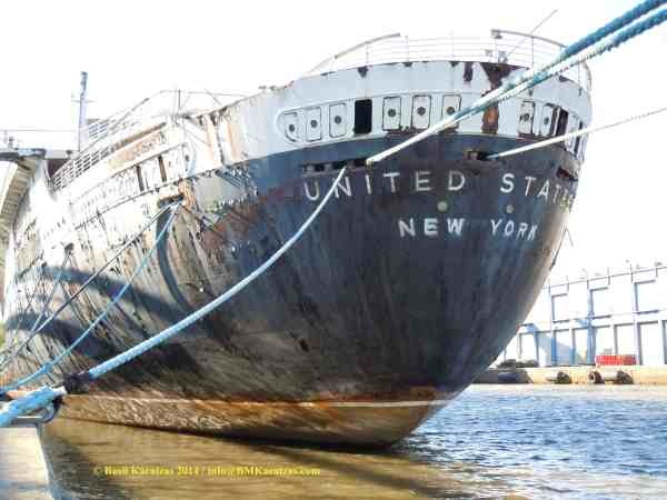 United States SS Ocean Liner