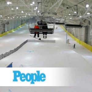 Big SNOW on People.com