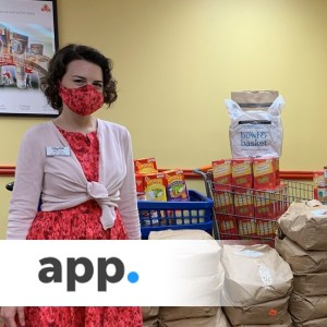 ShopRite donates to food banks when you thank essential workers