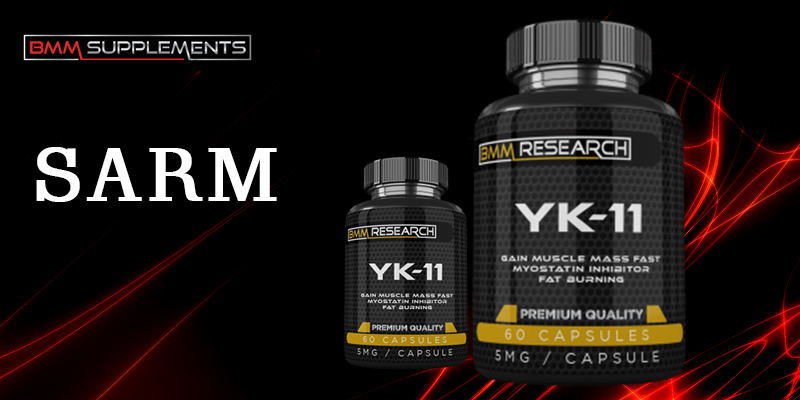 SARM: the key to building a stronger and healthier body