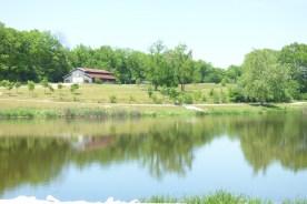 Avon Town Hall Park - Barn