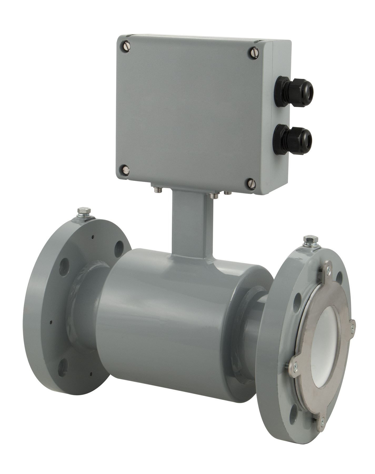 hight resolution of m7600 electromagnetic flow meter