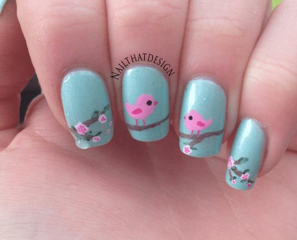 The Cutest Animal Nail Art 2014 Be Modish