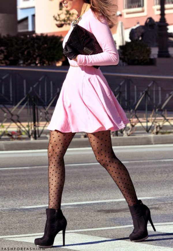 Image result for boots with stockings
