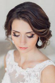 beautiful wedding day makeup