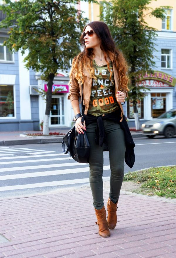 25 Comfy and Stylish Fall Outfits 2014  Be Modish