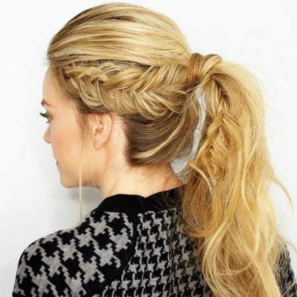 15 Cute Ponytail Hairstyles You Can Try To Change Your