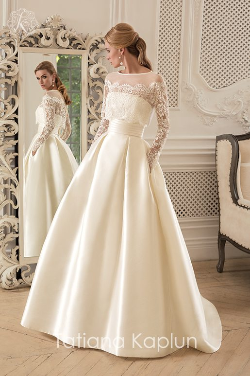 Lady Of Quality Tatiana Kaplun Bridal 2016 Collection