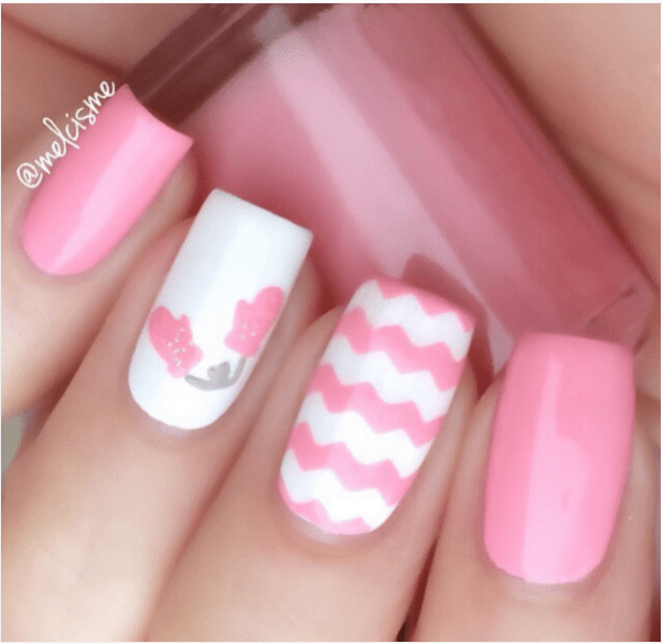 Cute Nail Designs For Spring 2016