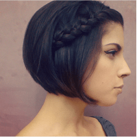 19 Cute Braids For Short Hair You Will Love - Be Modish