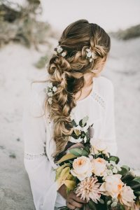 Stunning Wedding Hairstyles with Braids For Amazing Look ...
