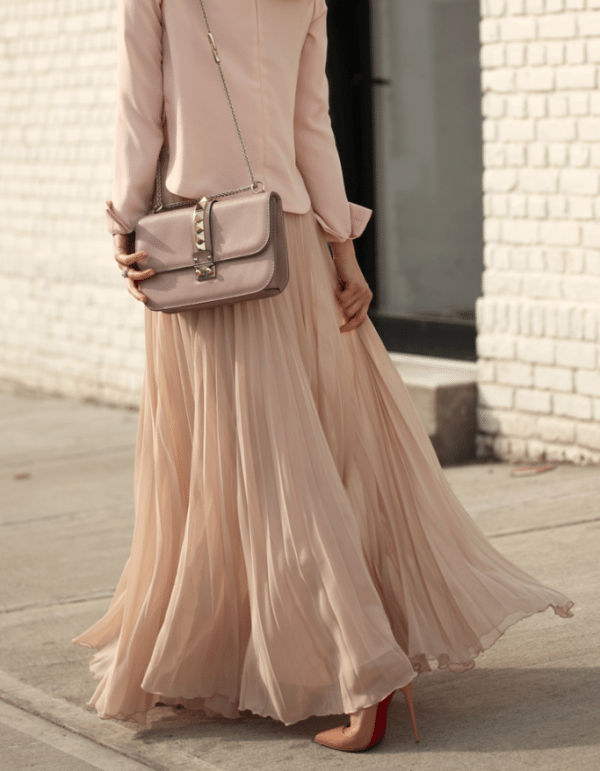 Pretty Ways to Wear Soft and Girly Blush Outfits  Be Modish