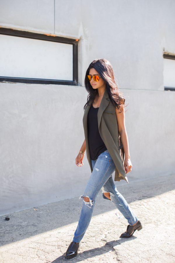 The Comeback Of Khaki Outfits Be Modish