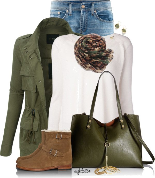 36 Fabulous Fall Polyvore Outfits You Should Definitely