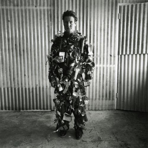 body object-flashlight suit