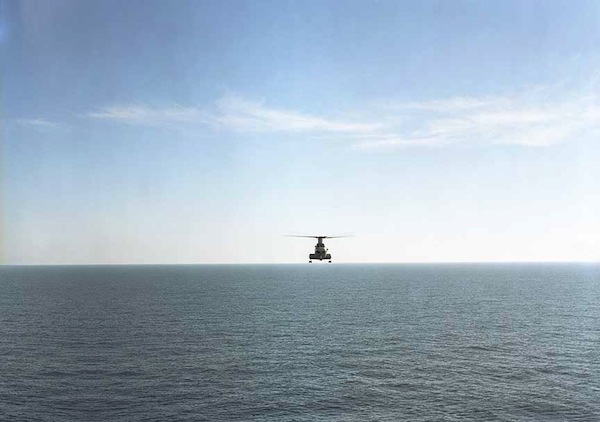 Sea Knight Helicopter