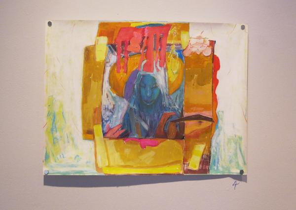 Spiritual Encounter by Michael Uckotter