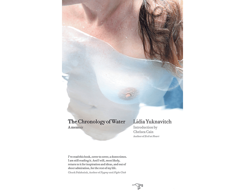 Chronology of Water Scandalous Cover