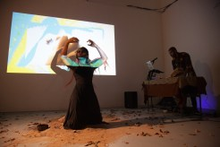 BBB Performance Art Review III: Freedom