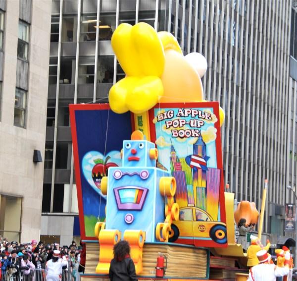 Dora Christmas Carol Adventure Float