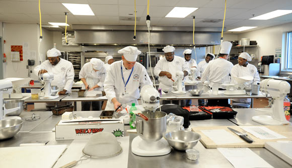 Culinary School Stratford Cooks Up Big Plans For Baltimore
