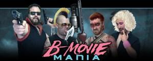 B-Movie Mania Header