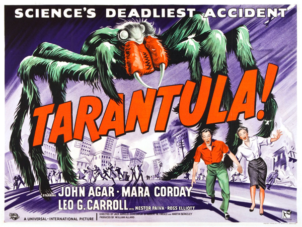 Tarantula (1955) by GillytheK