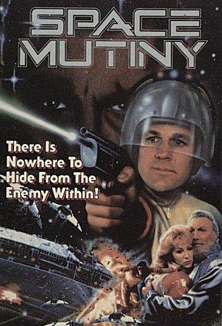 #BMovieManiacs Event: Space Mutiny