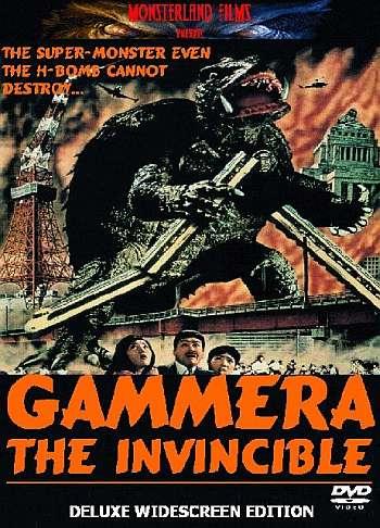 #BMovieManiacs Event: Gamera The Invincible