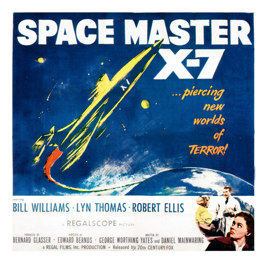 #BMovieManiacs Event: Spacemaster X-7