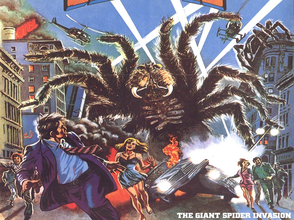 #BMovieManiacs Event: Giant Spider Invasion