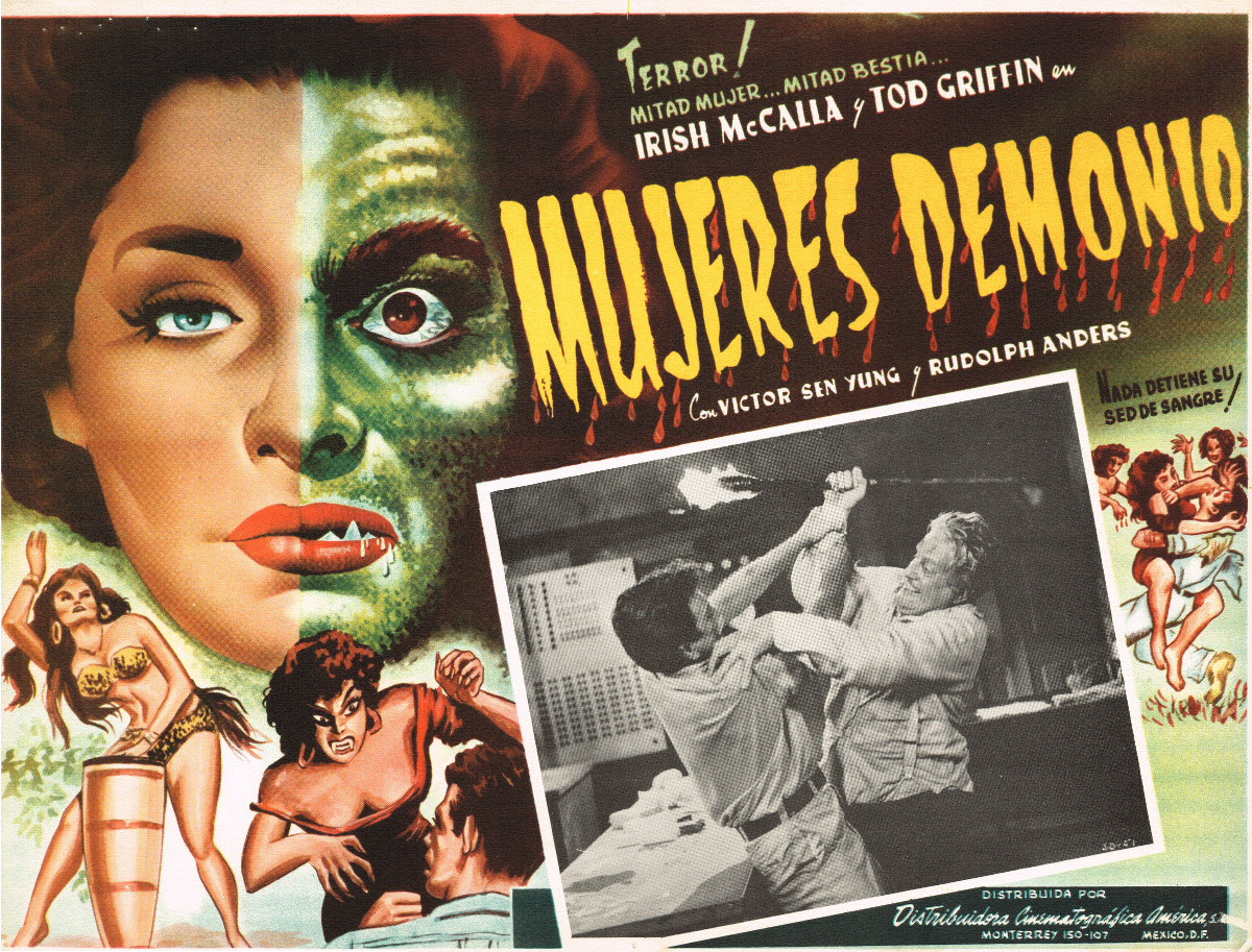 #BMovieManiacs Event: She Demons (1958)