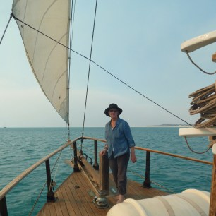 Sailing on the Intombi