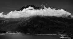Cloud, mountain I