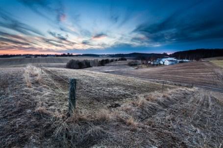 Ganløse Farm Landscape