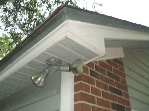 picture of roof soffitts