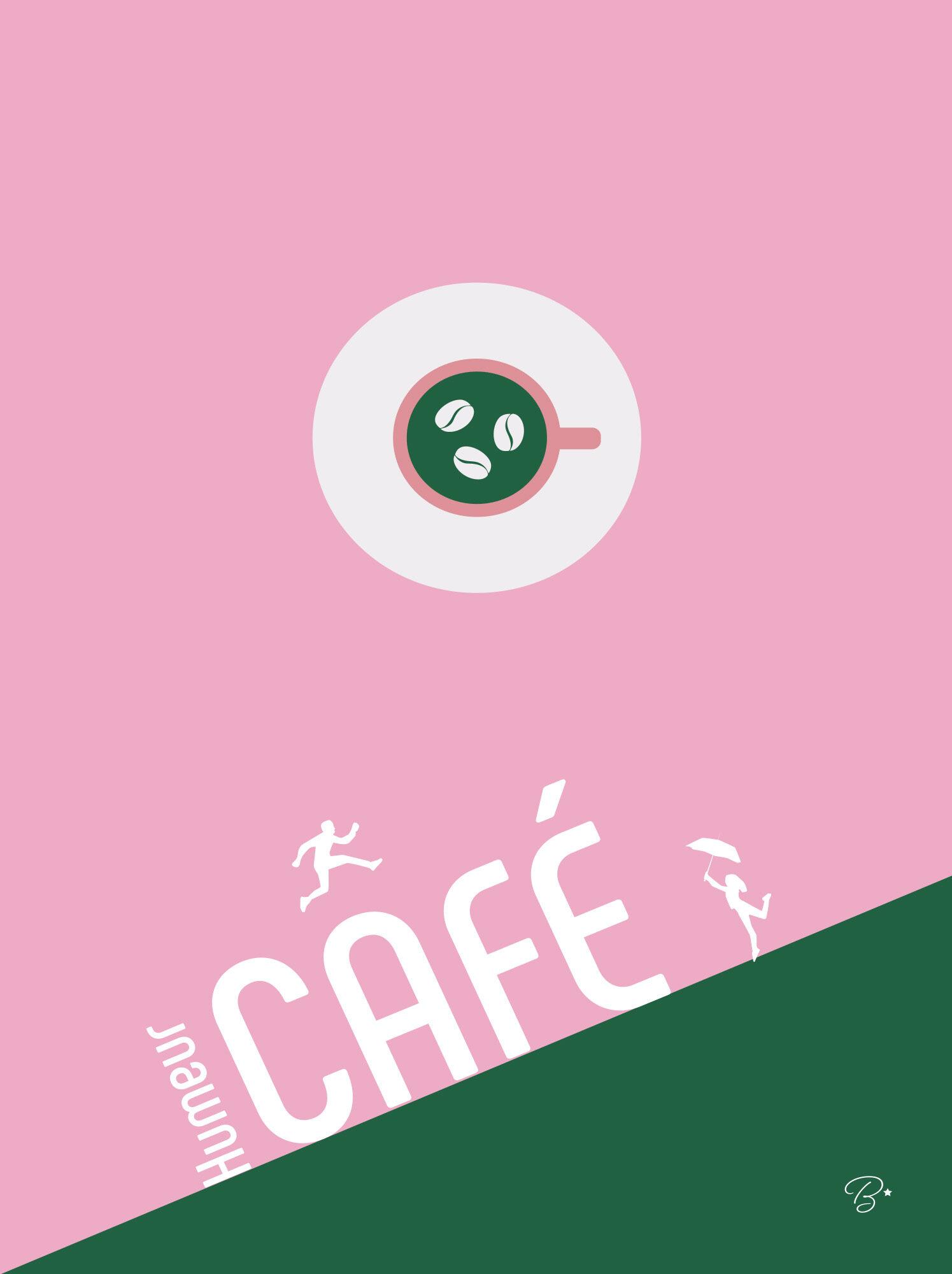 Humeur café Menthe fraise