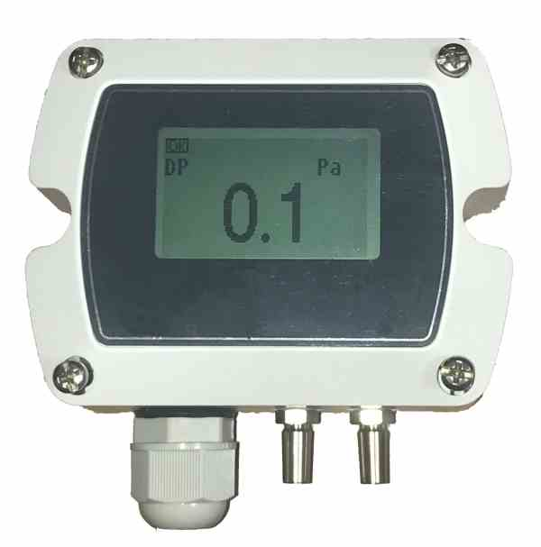 https://bmsparts.co.uk - KDP210-Air Differential Pressure Transmitter and Duct Kit 24Vdc