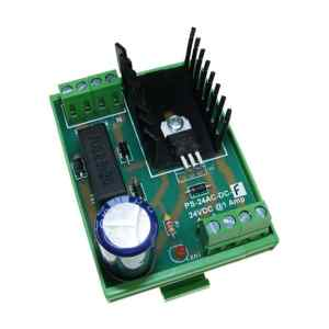 https://bmsparts.co.uk - ps-24ac-dc-e-24Vac to 24Vdc @ 1A power supply (common 0V)