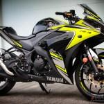 Modif Yamaha R3 Vietnam ini sangat Cocok buat Inspirasi Modif Yamaha R25 Di Tanah Air