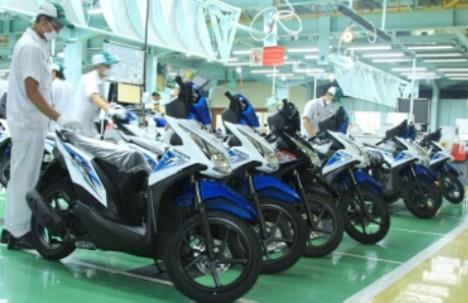Honda-beat-di-produksi-pabrik-AHM-cikarang