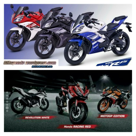 komparasi-all-new-cbr-150r-vs-yamaha-yzf-r15