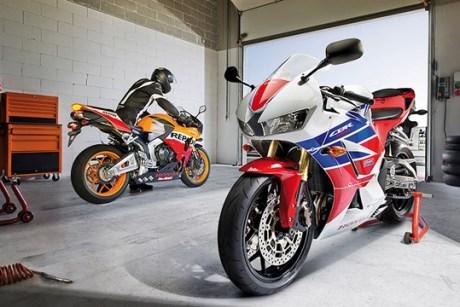 Honda-CBR600RR