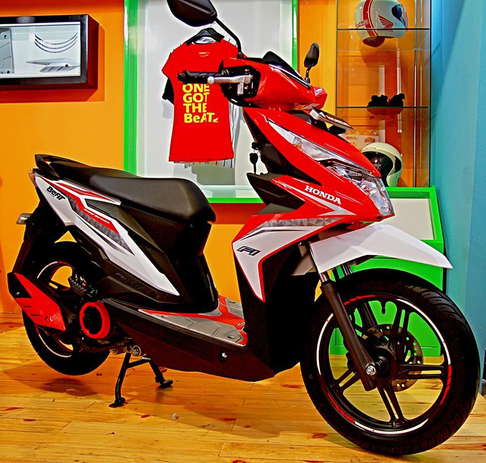 Aksesoris All New Honda BeAT ESP Bikin Skutik Kamu Tampil Makin
